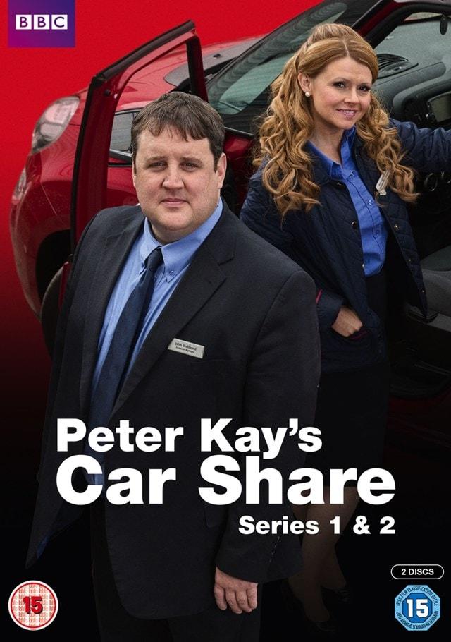 Peter Kay's Car Share: Series 1 & 2 - 1
