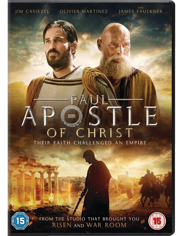 Paul, Apostle of Christ - 1