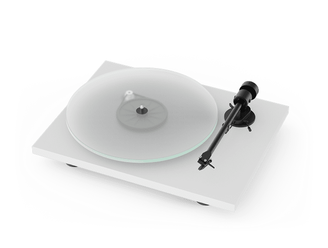 Pro-Ject T1 BT White Bluetooth Turntable - 2