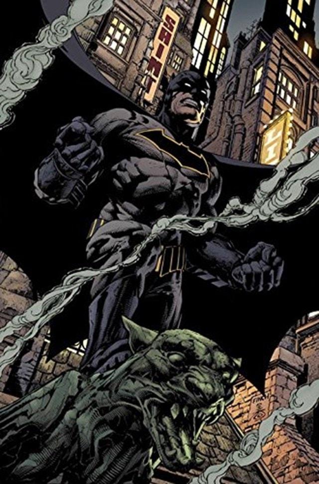 Batman (Rebirth) Vol 5: Rules Of Engagement - 1