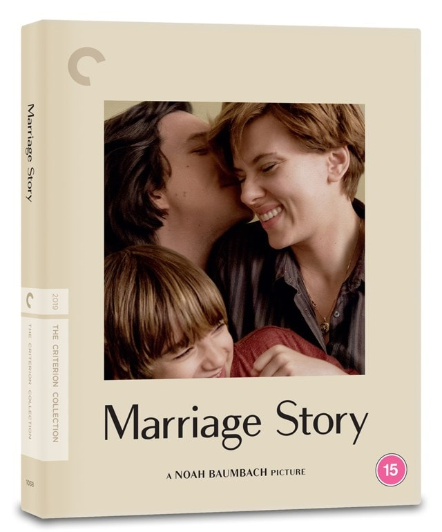 Marriage Story - The Criterion Collection - 2