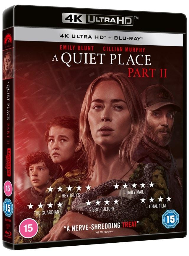 A Quiet Place: Part II - 2