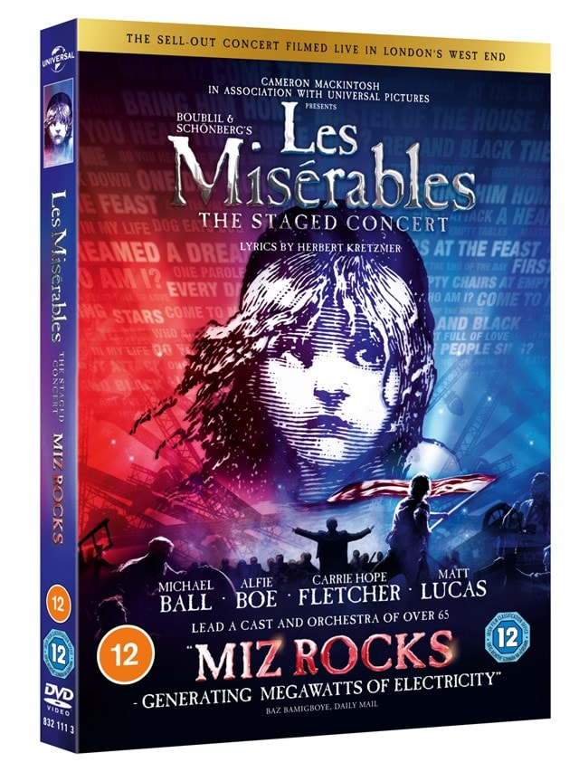 Les Miserables: The Staged Concert - 2