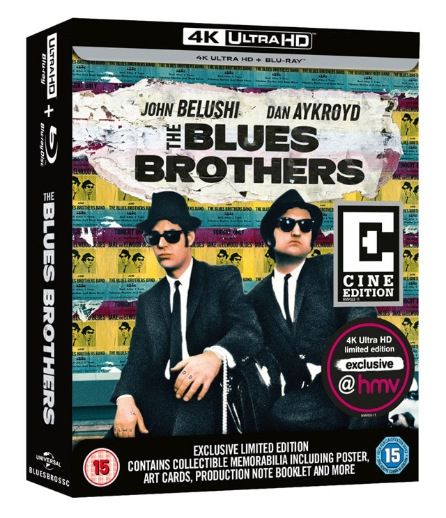 The Blues Brothers (hmv Exclusive) - Cine Edition - 3