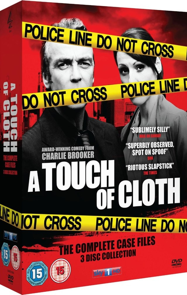 A Touch of Cloth: Series 1-3 - 1