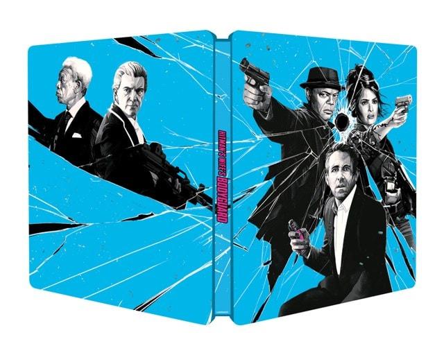 The Hitman's Wife's Bodyguard Limited Edition 4K Ultra HD Steelbook - 2