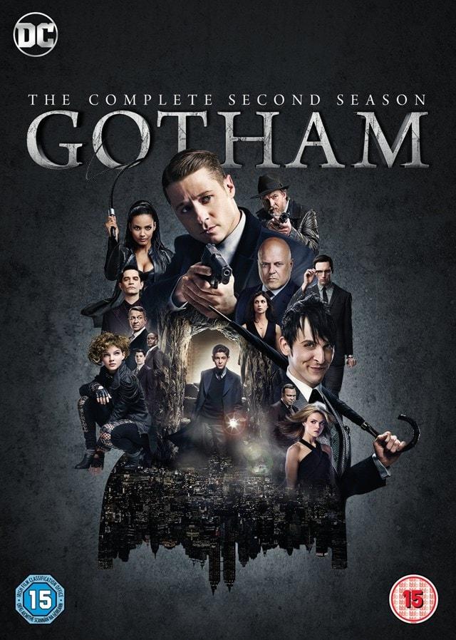 Gotham: The Complete Second Season - 1