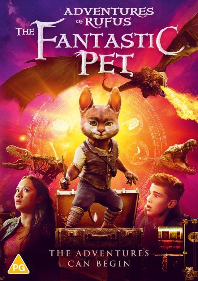 Adventures of Rufus - The Fantastic Pet - 1
