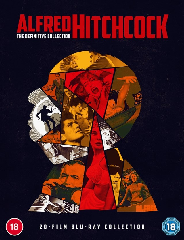 Alfred Hitchcock: The Definitive Collection (hmv Exclusive) - 2