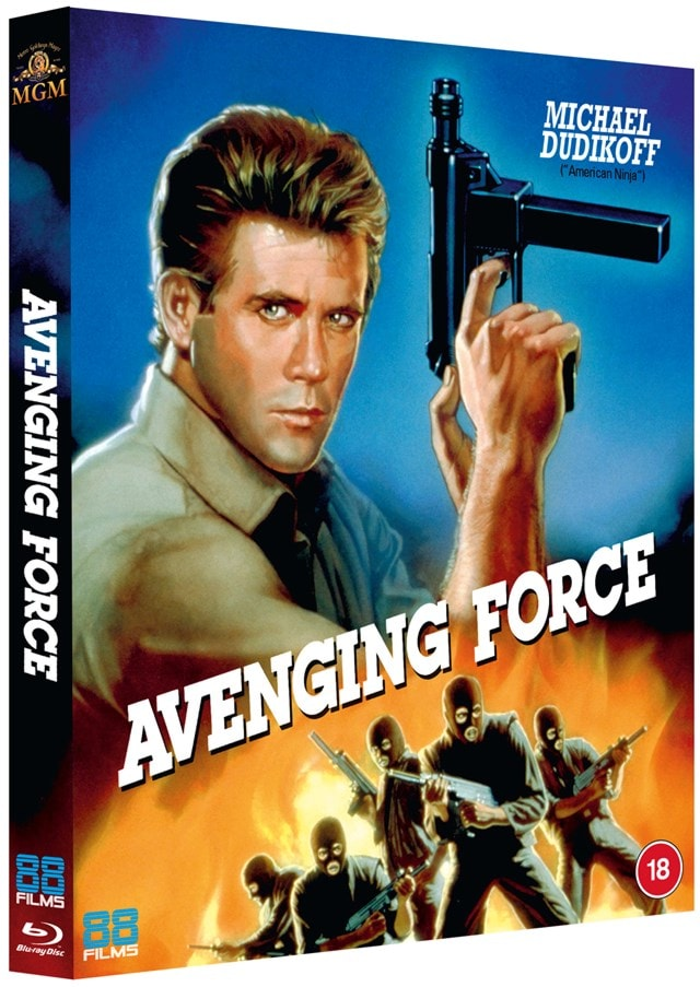 Avenging Force - 2