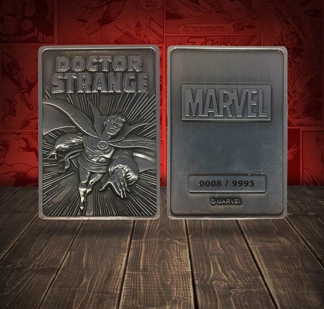 Doctor Strange: Marvel Limited Edition Ingot Collectible - 4