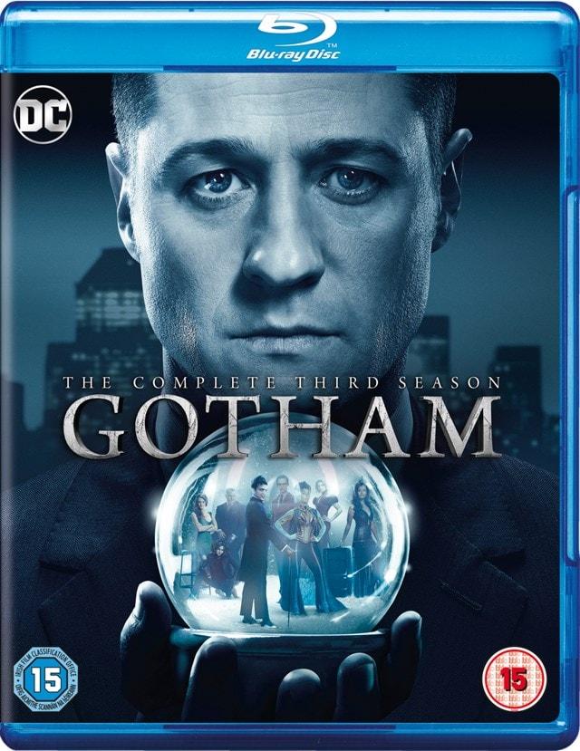Gotham: The Complete Third Season - 1