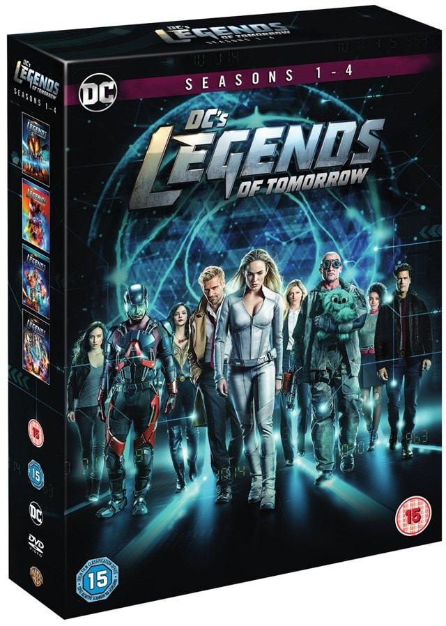 DC's Legends of Tomorrow: Seasons 1-4 - 2