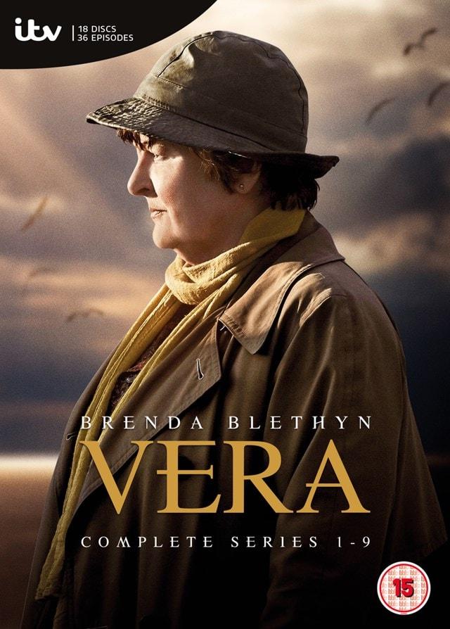 Vera: Series 1-9 - 1