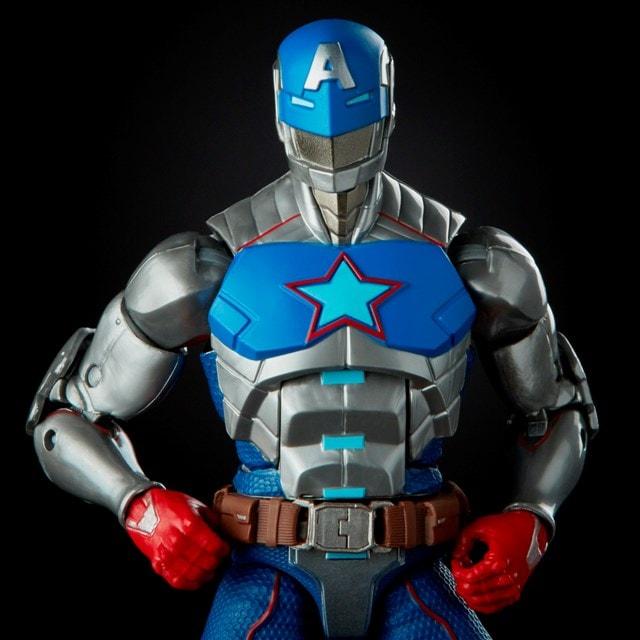Civil Warrior: Contest Of Champions: Marvel Gamer Verse Action Figure - 9