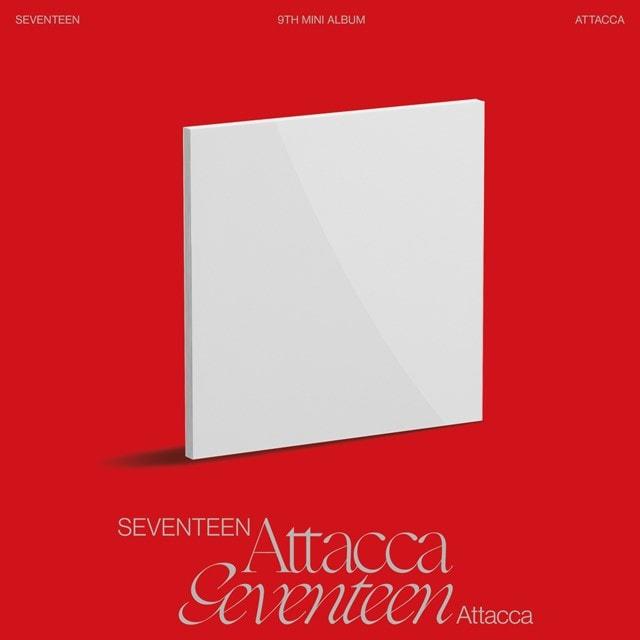 SEVENTEEN 9th Mini Album 'Attacca' (Op. 3) - 1