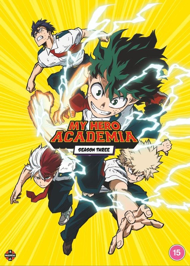 My Hero Academia: Complete Season 3 - 1