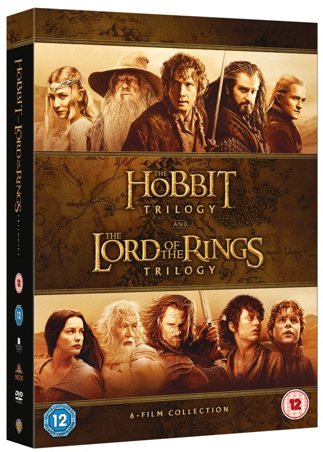 The Hobbit Trilogy/The Lord of the Rings Trilogy - 2