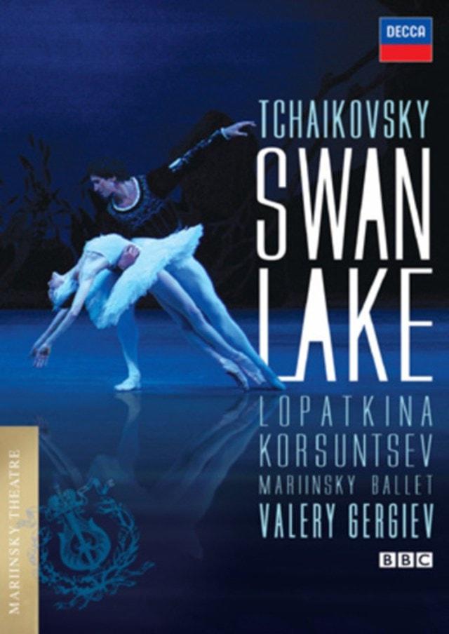 Swan Lake: Mariinsky Ballet - 1