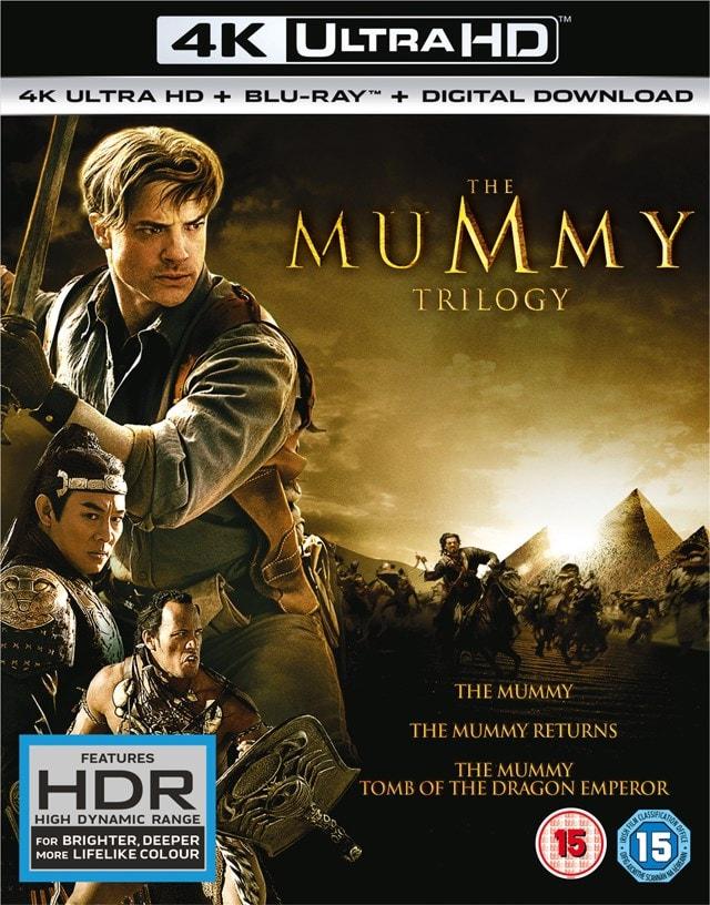 The Mummy: Trilogy - 1