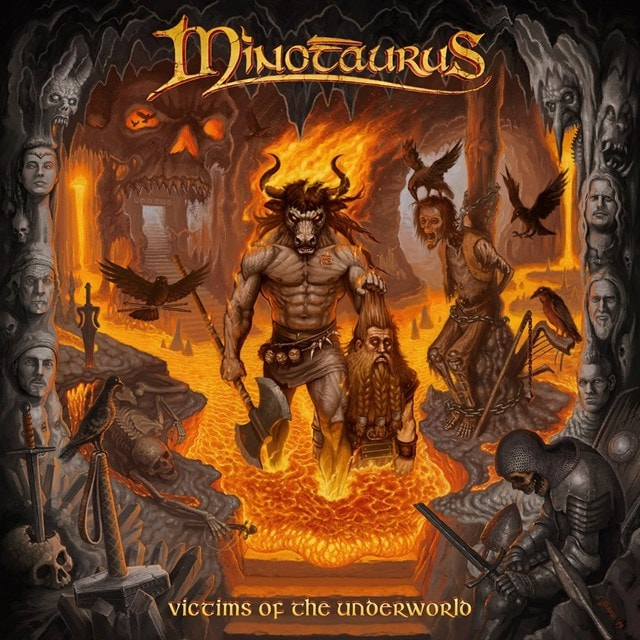 Victims of the Underworld - 1