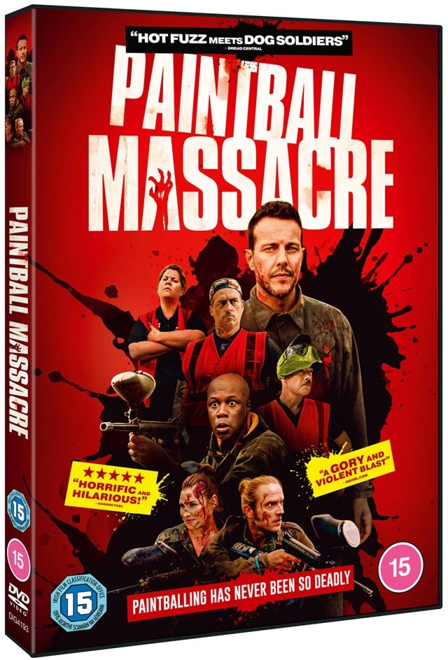 Paintball Massacre - 2