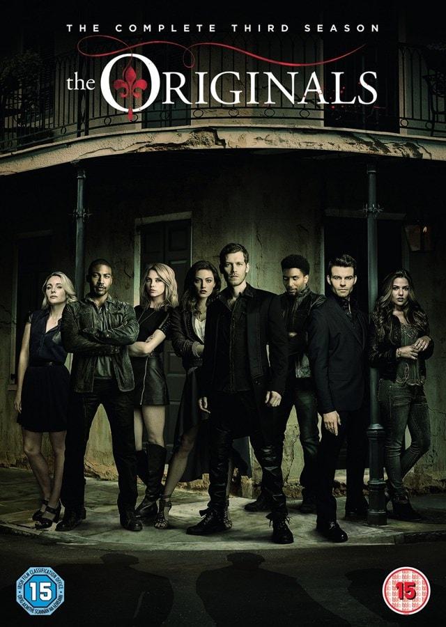 The Originals: The Complete Third Season - 1