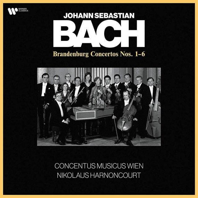 Johann Sebastian Bach: Brandenburg Concertos Nos. 1-6 - 1