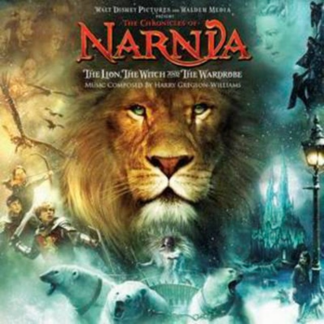 The Chronicles of Narnia: The Lion, the Witch & the Wardrobe. - 1