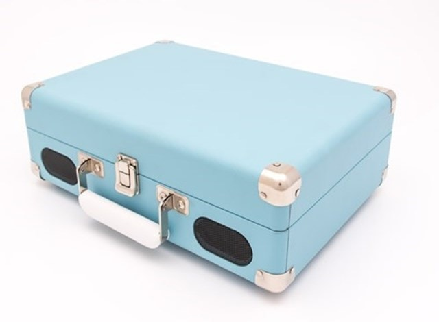 GPO Soho Turquoise Turntable (hmv Exclusive) - 3