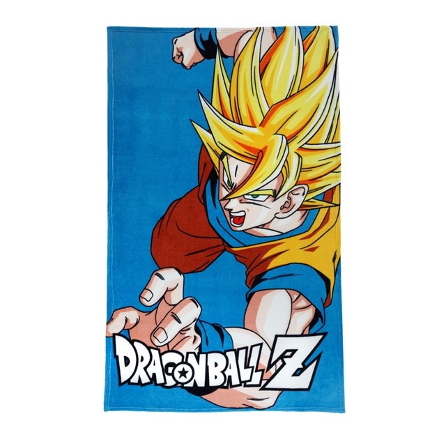 Dragon Ball Z Fleece Blanket - 2