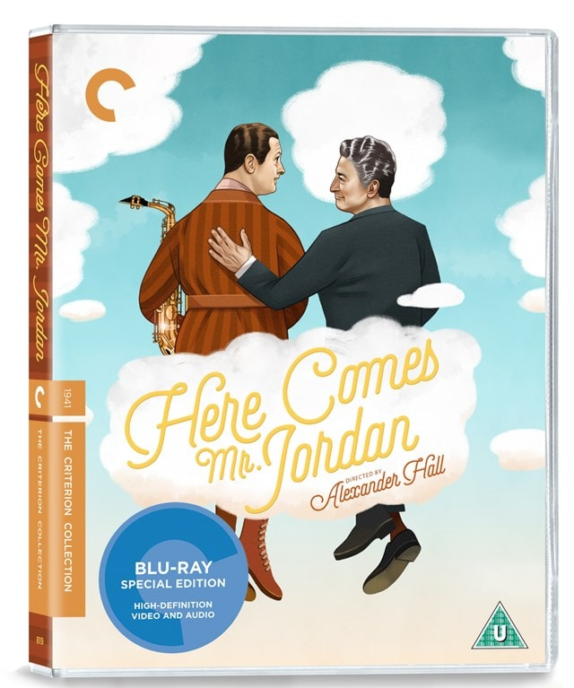 Here Comes Mr Jordan - The Criterion Collection - 2