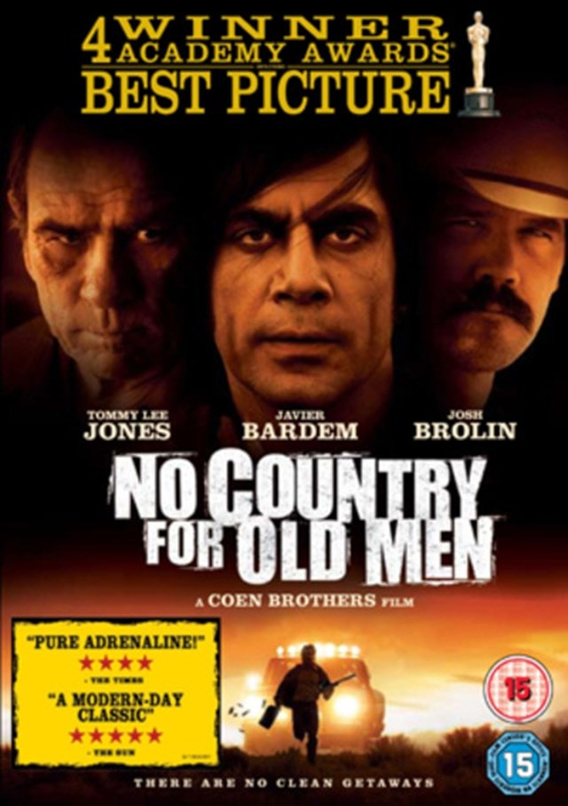 No Country for Old Men - 1