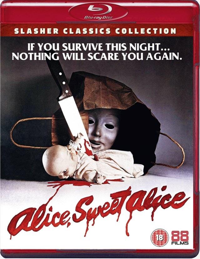 Alice, Sweet Alice - 1