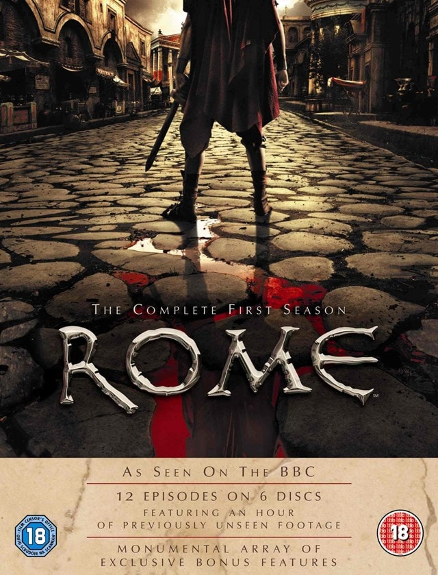 Rome: The Complete First Season - 1