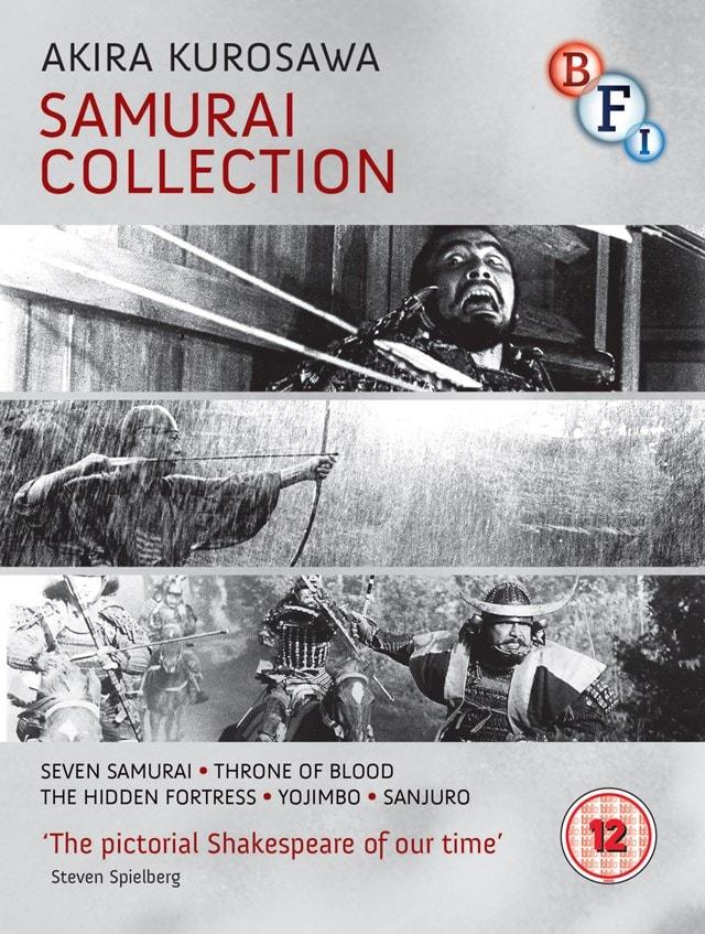 Kurosawa Samurai Collection - 1