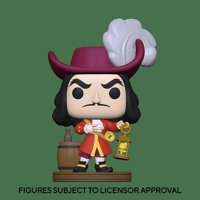 Captain Hook (Tbc): Disney Villains Pop Vinyl - 1