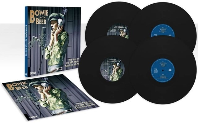 Bowie at the Beeb: The Best of the BBC Radio Sessions 68-72 - 2