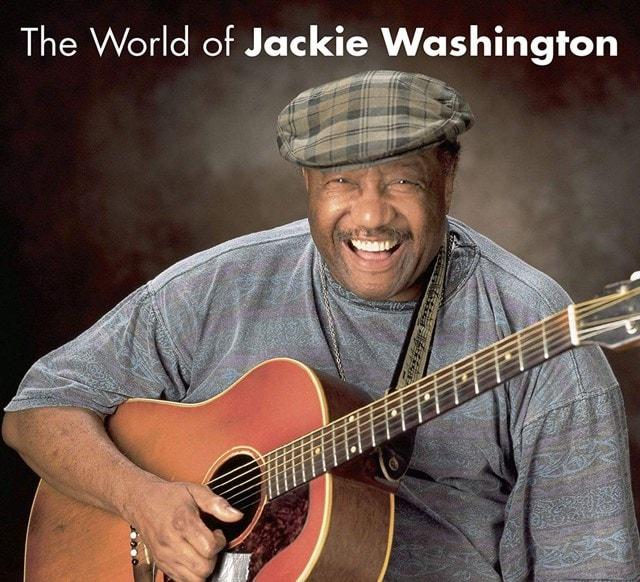 The World of Jackie Washington - 1