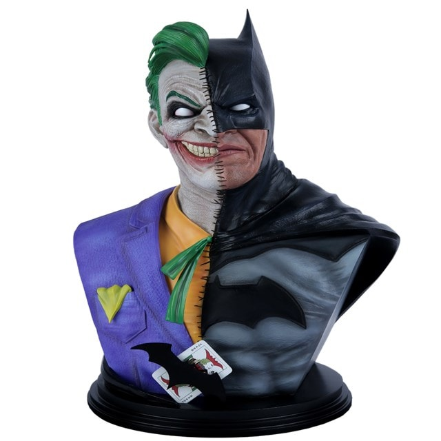 Batman and the Joker Collectible Bust - 2