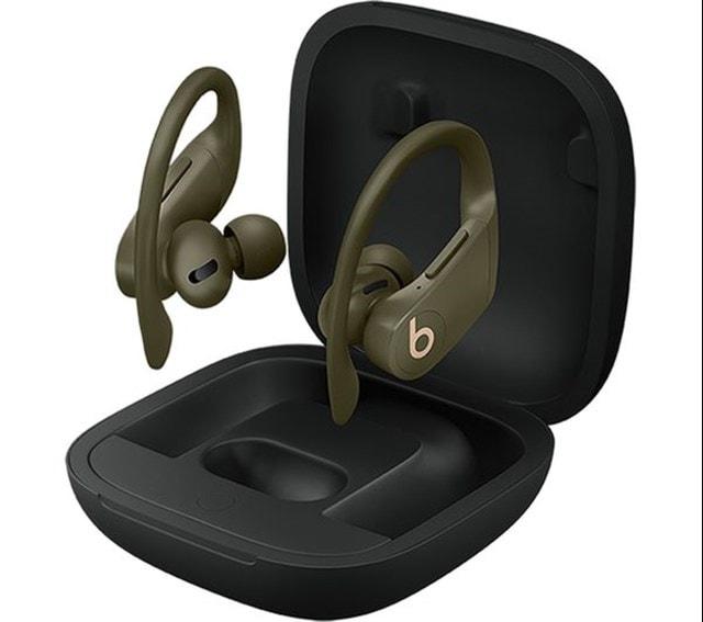 Beats By Dr Dre Powerbeats Pro True Wireless Moss Green Earphones - 3