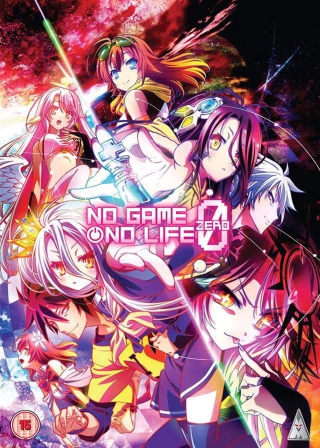 No Game, No Life: Zero - 1