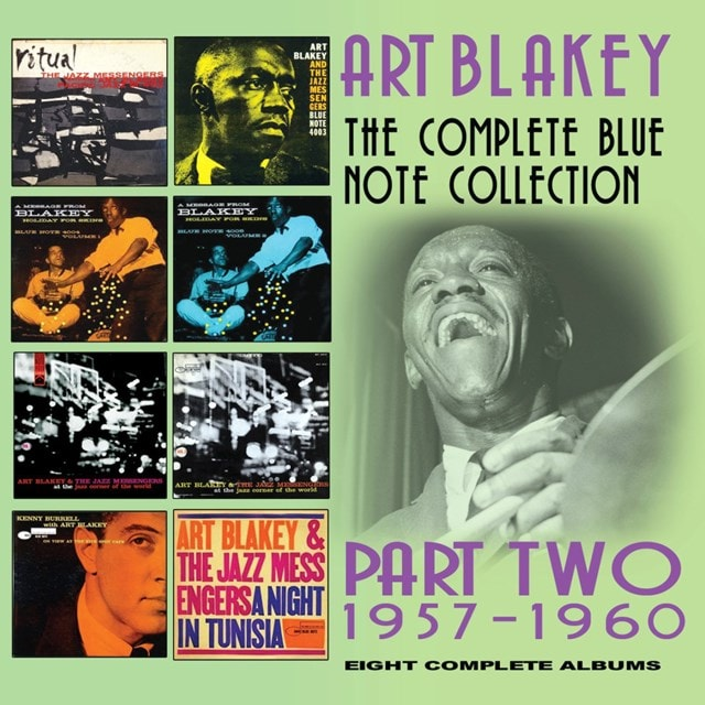The Complete Blue Note Collection: Part Two 1957-1960 - 1