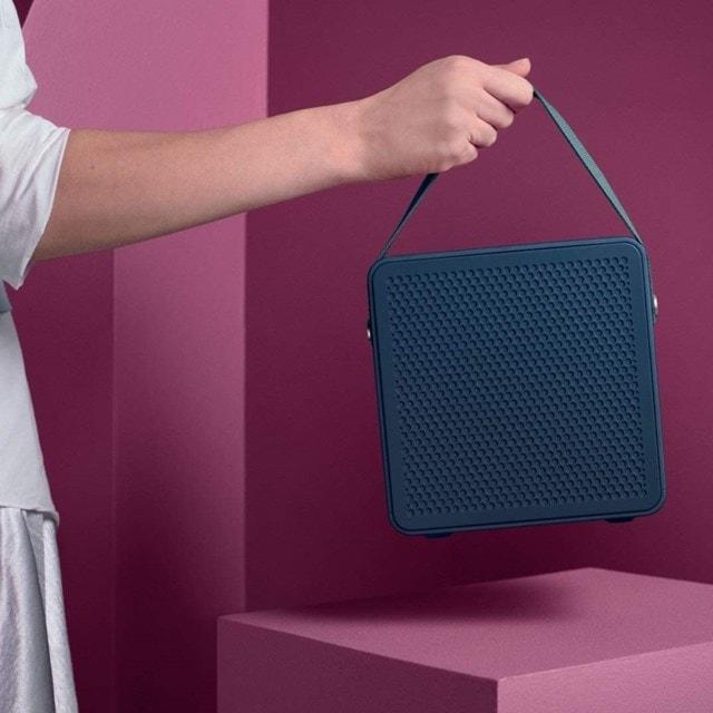 Urbanears Ralis Slate Blue Bluetooth Speaker - 5