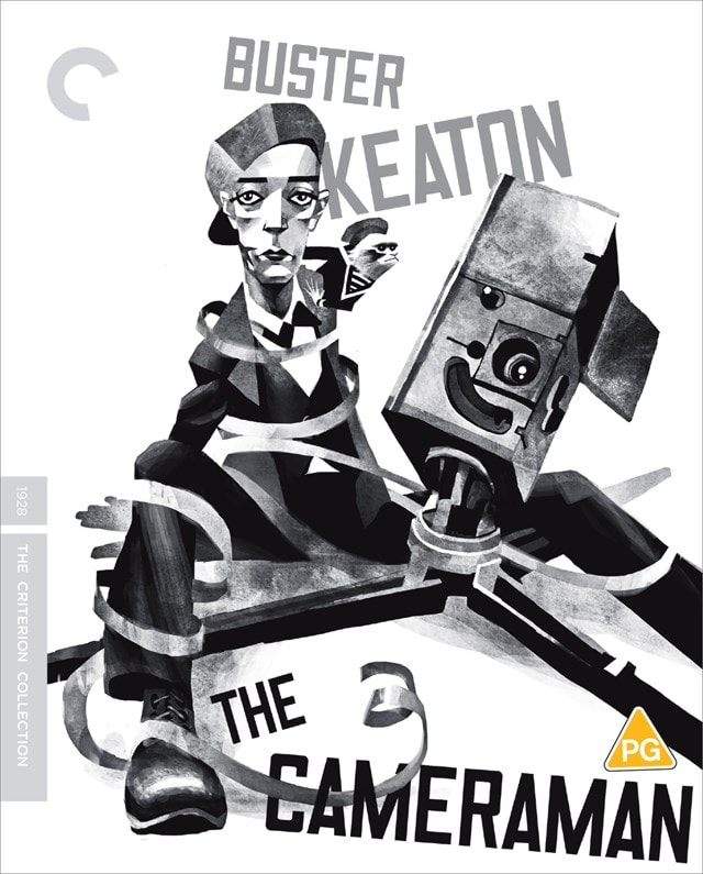 The Cameraman - The Criterion Collection - 1