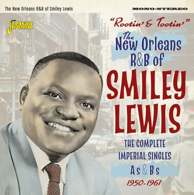 Rootin' & Tootin' - The New Orleans R&B Of...: The Complete Imperial Singles As & Bs 1950-1951 - 1