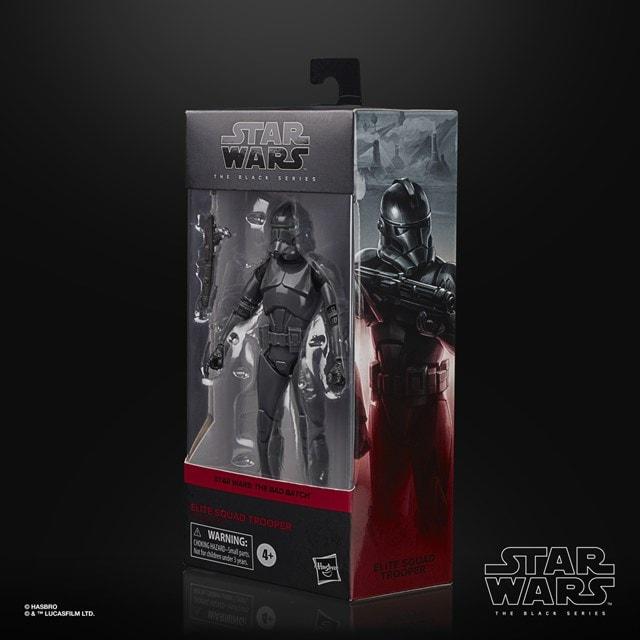 Elite Squad Trooper: Bad Batch Black Series Star Wars Action Figure - 6