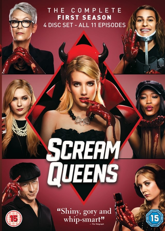 Scream Queens: The Complete First Season - 1