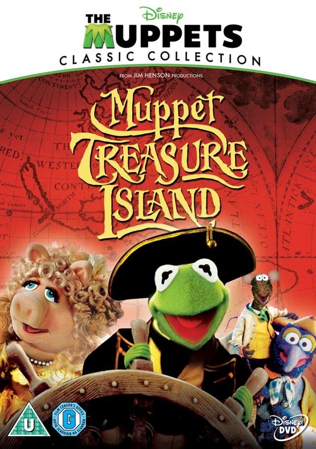Muppet Treasure Island - 1