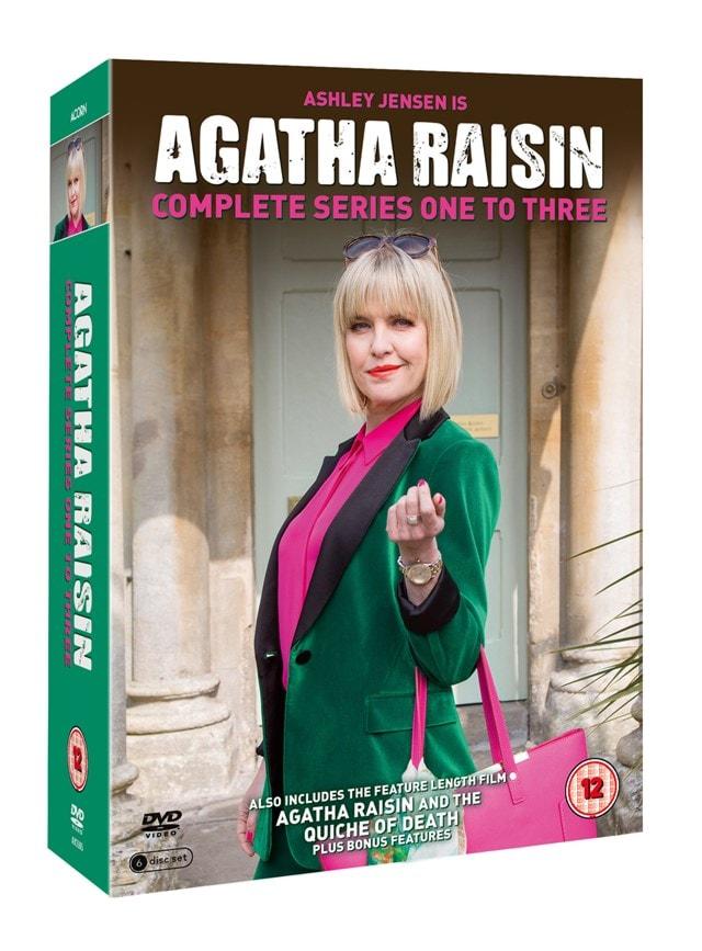Agatha Raisin: Complete Series One to Three - 2